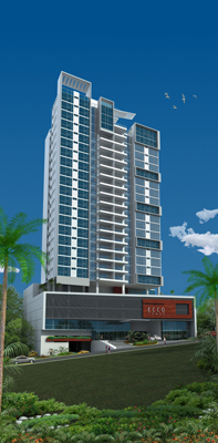 Ecco Tower Edificio