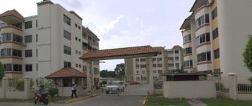 Villas de Costa del esteEdificio