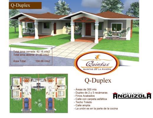 Quintas de La Riviera Neighborhood