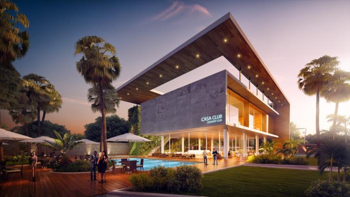 The Regent Costa del Este Proyecto de vivienda