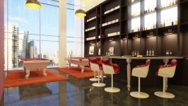 LUX Residences & PlazaEdificio
