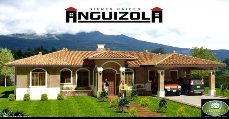 Volcancito Village Boquete Urbanización