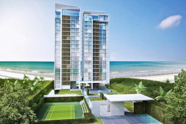Yoo Sea Cliff Proyecto de vivienda