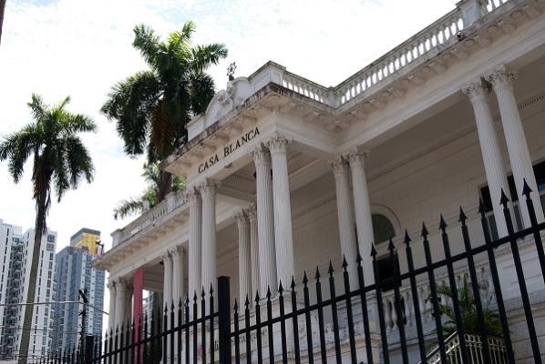Casa Blanca Edificio
