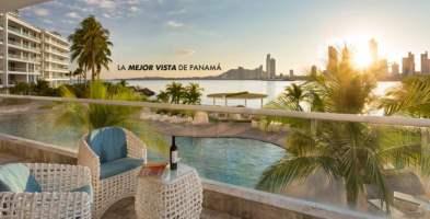 Miradores de la Bahia Punta Paitilla, Panamá