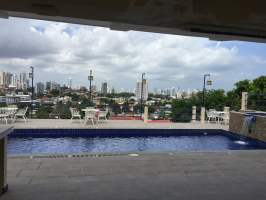 El avance Betania, Panamá