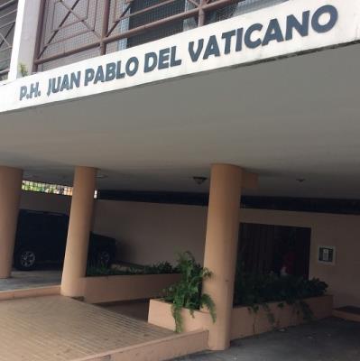 JUAN PABLO DEL VATICANO Edificio