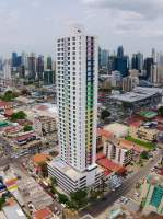 Rainbow Tower San Francisco, Panamá