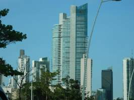 Yacht Club Avenida Balboa, Panamá