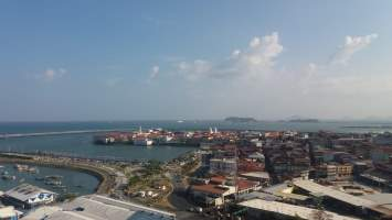 Edificio bay view Santa Ana, Panamá