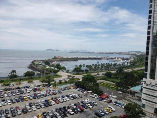Vista Marina Avenida Balboa, Panamá