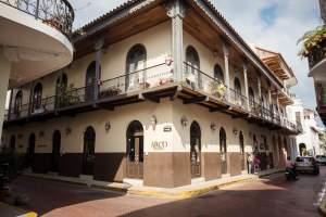 Cuatro Casas Casco Antiguo, Panamá