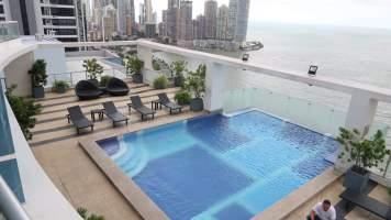 Villa del mar Avenida Balboa, Panamá